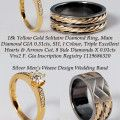 18K-Solitaire-GIA-Diamond-and-Mens-Weaving-Band